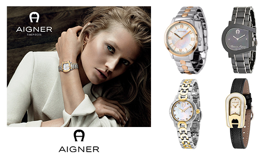 AIGNER watches