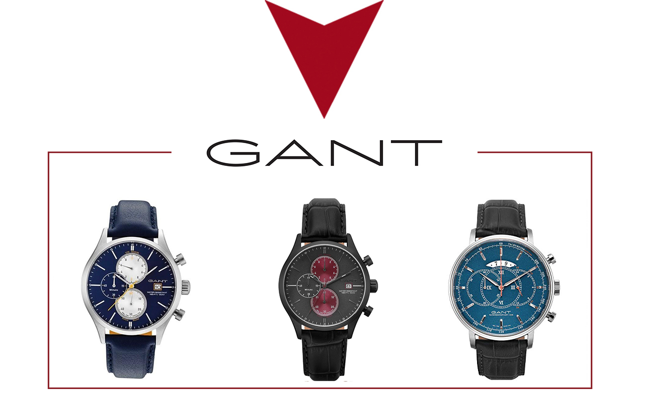 Gant watches